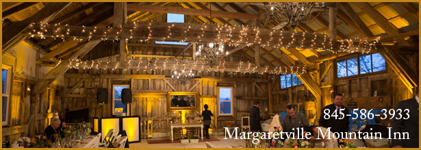 Margaretville Mountain Inn Barn
